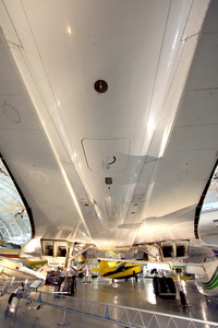 The Belly of the Concorde