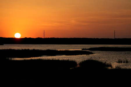 Sunrise from Bodie Island