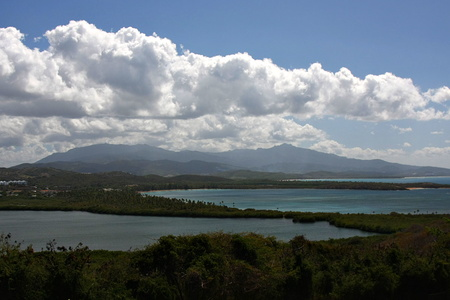 Laguna Grande and El Yunque