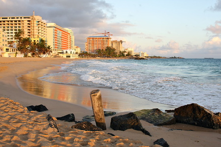 Condado in the Morning