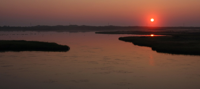 Sunrise at Bodie Island Lighthouse