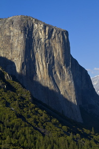 El Capitan in Late Afternoon