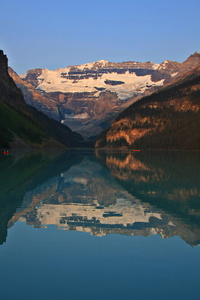 Lake Louise Reflection #3
