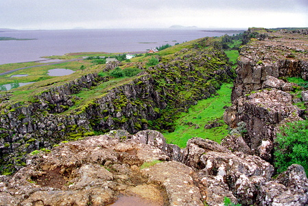 Thingvellir and the Mid-Atlantic Rift