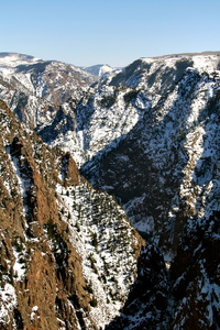 Black Canyon from Tomichi Point