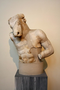 Minotaur Sculpture