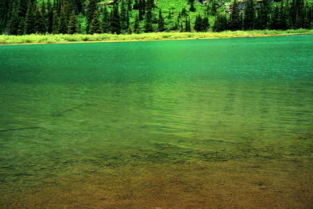 Colorful Lake Josephine