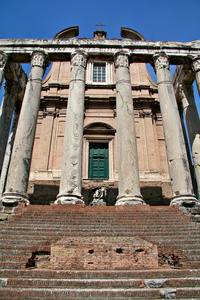 Temple of Antoninus and Faustina #2