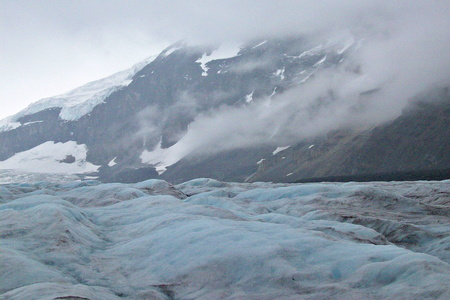 View to the Icefall #3