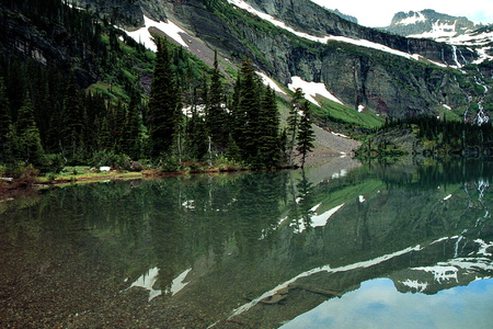 Grinnell Lake #3