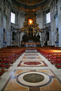 Throne of St. Peter
