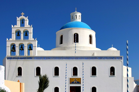 Oia Cathedral