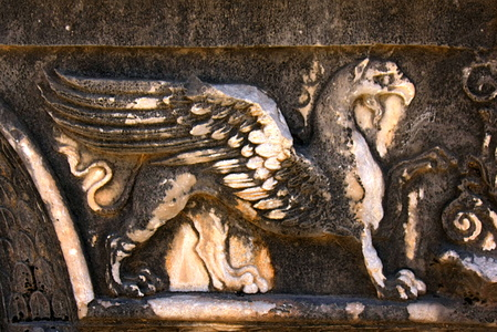 Griffon Relief #1