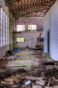 Decaying Warehouse