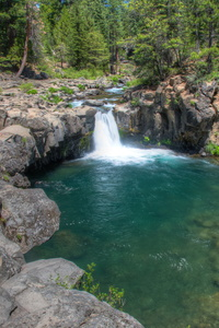 Lower McCloud Falls #3