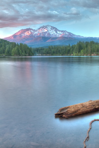 Mt. Shasta at Sunset #2