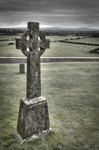 Celtic Cross at the Rock