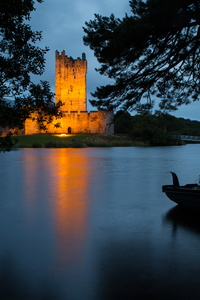 Ross Castle at Dusk #2
