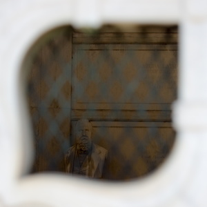 Mausoleum Window