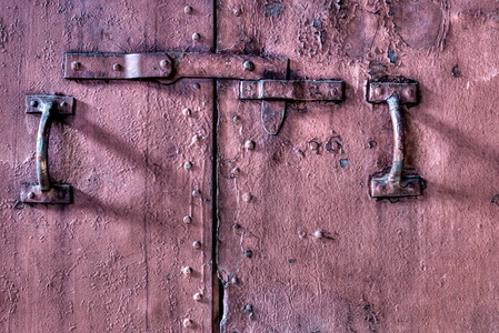 Decaying Door