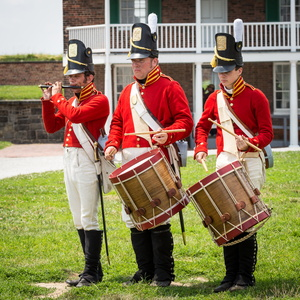 Fife and Drum Band #2