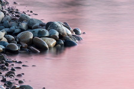 Stones at Sunrise #2