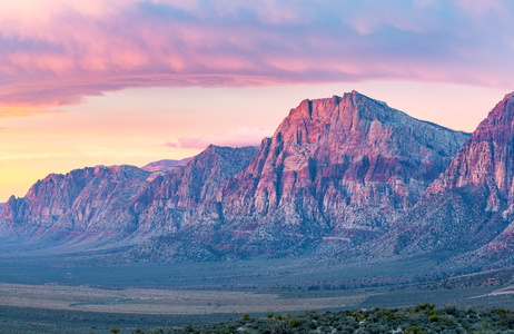 Red Rock Canyon Sunrise #5