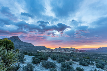 Red Rock Canyon Sunrise #6