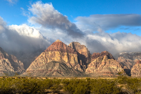 Red Rock Canyon Sunrise #8