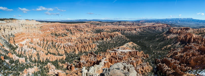 Bryce View Panorama
