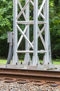 Railroad Tower
