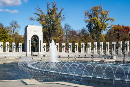 World War II Memorial #1