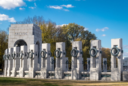 World War II Memorial #4