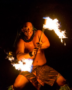 Fire Dancer #4