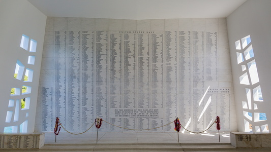Pearl Harbor Victims