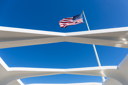 Arizona Memorial Flag