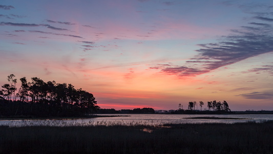 Chincoteague Sunrise #5