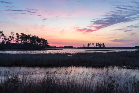 Chincoteague Sunrise #6