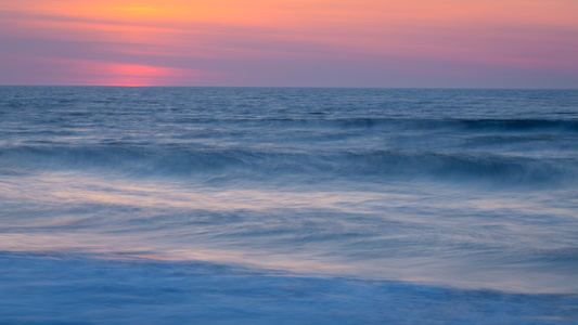 Sunrise on the Waves #4