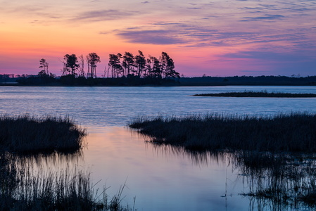 Chincoteague Sunrise #1