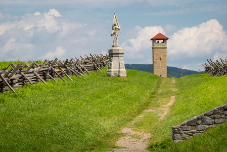 Antietam Watchtower #2