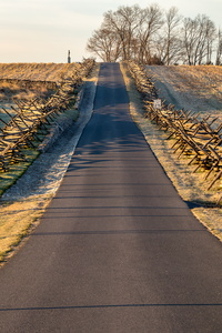 Antietam Road #1