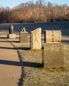 Antietam Monuments #1