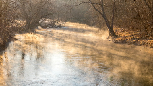 Sunrise on Antietam Creek #2