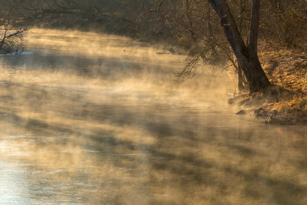 Sunrise on Antietam Creek #3