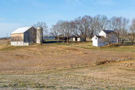 Antietam Farm #1