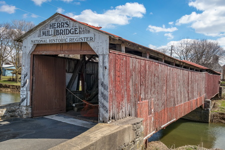 Herr's Mill Bridge