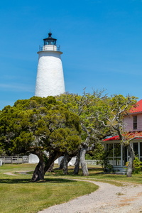 Ocracoke Light #1