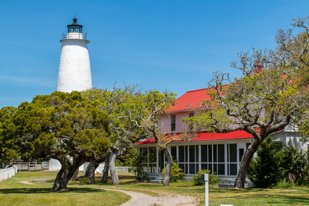 Ocracoke Light #2