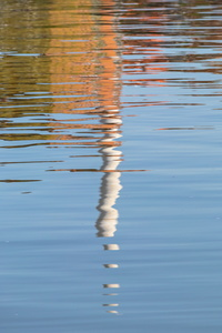 Smokestack Reflection
